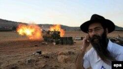 Израильская армия снарядов не жалеет