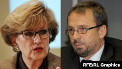 Meddžida Kreso i Goran Ilić