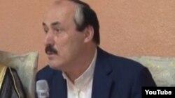 Рамазан Абдулатипов - пока еще глава Дагестана