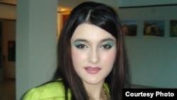 Фарзона Хуршед, звезда таджикской эстрады.