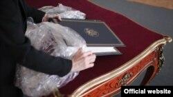 Documente ale noului Tratat START la ceremonia de semnare de la Praga în 2010