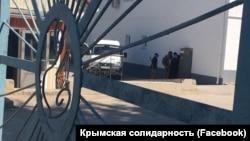 Обыск в Белогорске, 26 апреля 2018 года