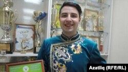 Ульян өлкәсеннән Руслан Мөхәммәтҗанов