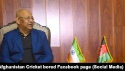 دایرکتر کریکت بورد هند