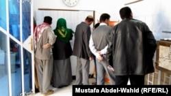 كربلاء: مراجعون لمؤسسة السجناء السياسيين في المحافظة (من الارشيف)