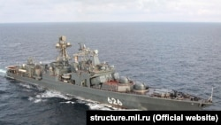 Большой противолодочный корабль «Вице-адмирал Кулаков»