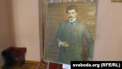 Партрэт Максіма Багдановіча змузэйных фондаў