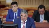 На бывшего замглавы МВД Кыргызстана завели дело за неподчинение приказам