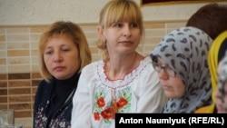 Активистка Украинского культурного центра Ольга Павленко