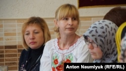 Активістка Українського культурного центру Ольга Павленко