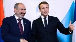 Մակրոնը զորակցության նամակ է հղել Փաշինյանին. Ֆրանսիան պատրաստ է 80 միլիոն եվրո վարկ տրամադրել
