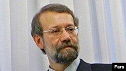 علی لاریجانی:امکان تعلیق غنی سازی وجود دارد.