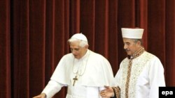Мусульмане оценили контакты Бенедикта ХVI с исламским миром