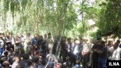 کارگران شرکت آهنگری تراکتور سازی تبریز