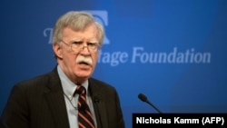 U.S. national-security adviser John Bolton