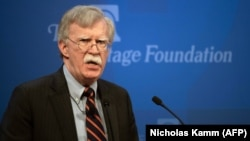 U.S. national-security adviser John Bolton (file photo)