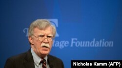 U.S. National Security Advisor John Bolton. File photo