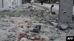 Сирійське місто Алеппо, 6 листопада 2013 року