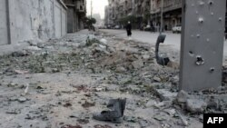 Архивска фотографија: Алепо.