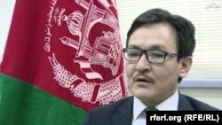 محمد یاسین صمیم سخنگوی وزارت مخابرات و تکنالوجی معلوماتی افغانستان