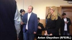 Георгій Албуров під час судового засідання, 26 березня 2015 року