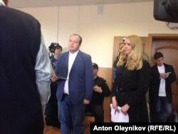 Георгий Албуров в суде во Владимире, март 2015 года