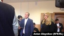 Георгий Албуров в суде