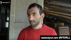 34-year-old resident of the village of Kurtan Mekhak Arakelian said he bore no grudge against the prime minister