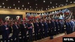 КСДПнын курултайы, Чолпон-Ата, 31-июль, 2016-жыл