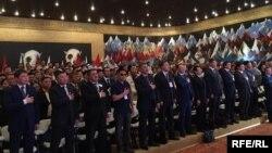 Очередной съезд СДПК. 31 июля 2016 года.