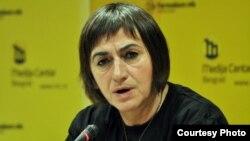 Staša Zajović, Foto: Medija centar Beograd