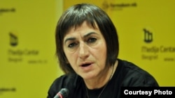 Staša Zajović