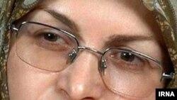 آذر منصوری، معاون سیاسی دبیرکل جبهه مشارکت