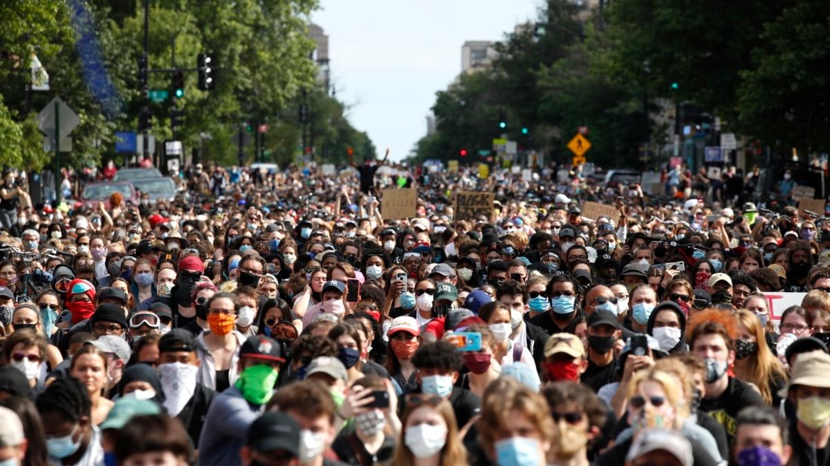 Как назвать то, что происходит в США: протесты против произвола полиции, беспорядки или мятеж