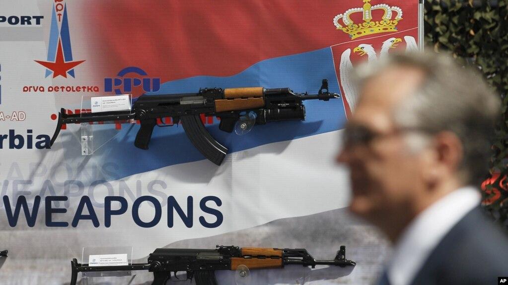 Sa međunarodnog sajma naoružanja i vojne opreme, Beograd, fotoarhiv