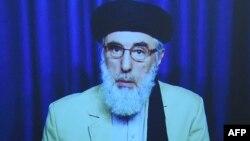 """""""Хизб-и-Ислами"""" партиясының негізін қалаушы әрі жетекшісі Гүлбеддин Хекматияр."""