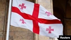 Gürcüstan bayrağı