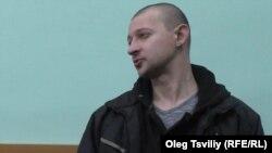 Колишній ув'язнений Сергій Подложнюк