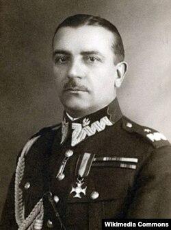 Генерал Константин Плисовский (1890-1940).