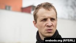 Лідэр «Маладога Фронту» Зьміцер Дашкевіч— адзін сазьняволеных пасправе абпадрыхтоўцы масавых беспарадкаў