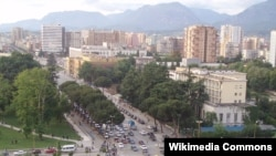 Pamje e Tiranës