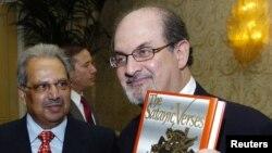 Salman Rushdie. 2006