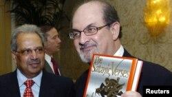 سلمان رشدی و کتاب آیات شیطانی