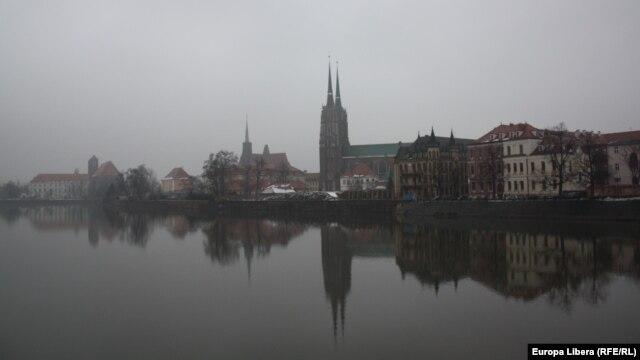 Insula Tumski, Wroclaw
