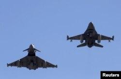 Od Francuske i Italije zatražene su ponude za rabljene Eurofightere Typhoon i dvomotorne Rafale
