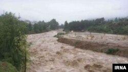 طغیان رودخانه در ایران