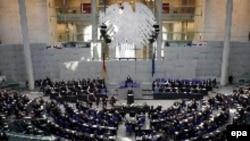 دولت ائتلافی آلمان به استقرار طرح دفاع موشکی آمریکا در اروپا اعتراض کرد.