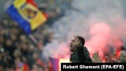 România urma să găzduiască patru meciuri la Campionatul European