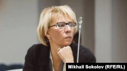 Заңгер Елена Лукьянова.