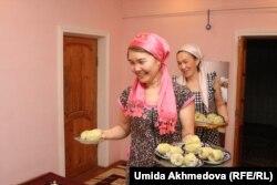 Ооз ачыруу, Өзбекстан.